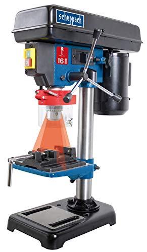 Scheppach Tischbohrmaschine DP16VL mit...