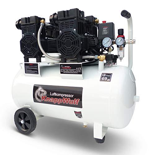KnappWulf Kompressor'mucksmäuschenstill'...