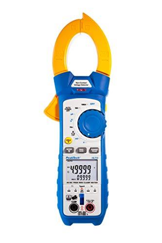 PeakTech 1670 – True RMS Stromzange mit 4.0...
