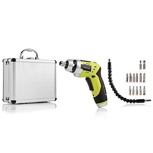 Akku-Stabschrauber mit Taschenlampen-Funktion...