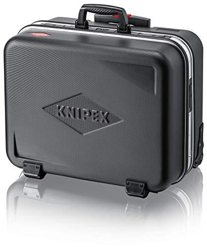 KNIPEX Werkzeugkoffer 'BIG Twin Move' leer 00...