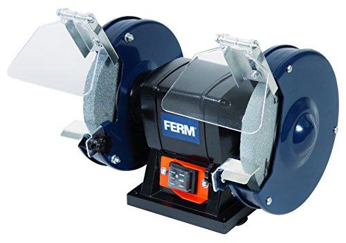 FERM Doppelschleifmaschine 150W - 150mm -...
