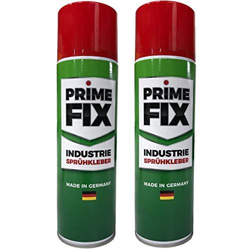2 x Prime FIX Sprühkleber - Industriekleber...