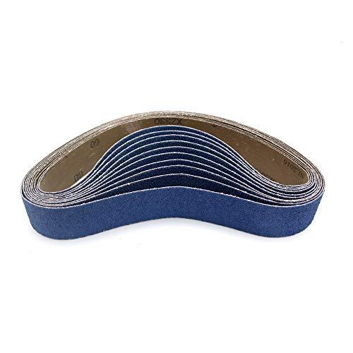 UIOXAIE Sandpapierr Sandband 914x50x40#...