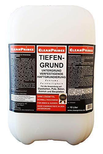 Cleanprince Tiefengrund 10 Liter...