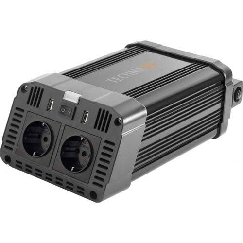 Technaxx Wechselrichter TE16-2X USB, 2X 230V...