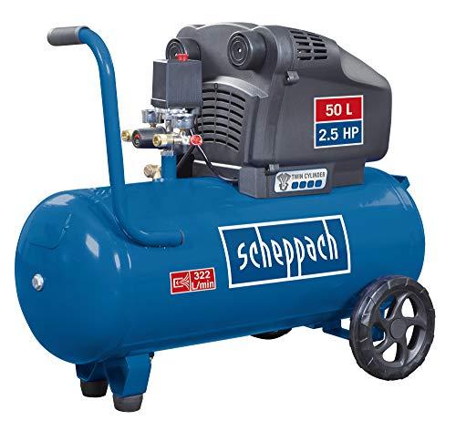 scheppach Druckluft-Kompressor HC54DC - 2,5...