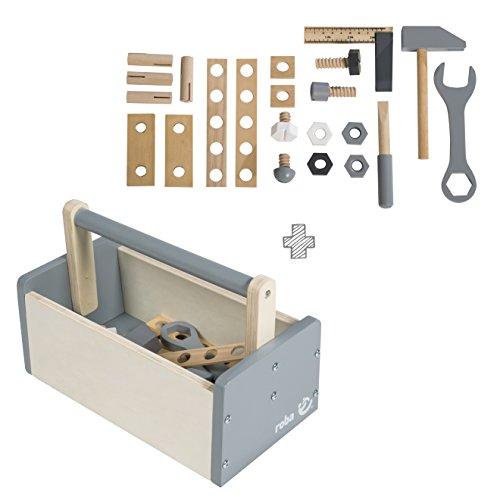 roba 97212 Werkzeugkiste, Werkzeugzubehör...