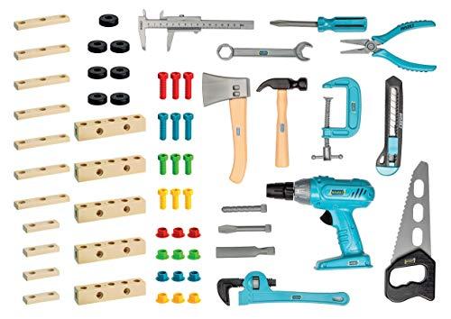 HAZET Kinder Junior-Tools Spielzeugsatz,...