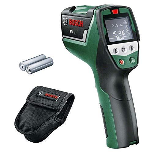 Bosch Infrarot Thermometer PTD 1 (2x AA...
