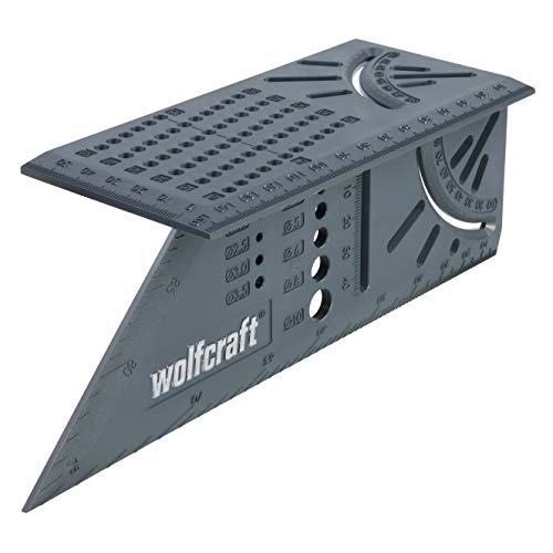 Wolfcraft I 3D-Gehrungswinkel I 5208000 I zum...