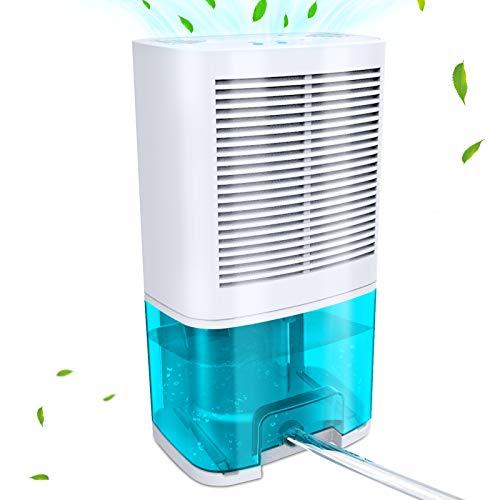 Luftentfeuchter Elektrisch mit Ablaufschlauch...
