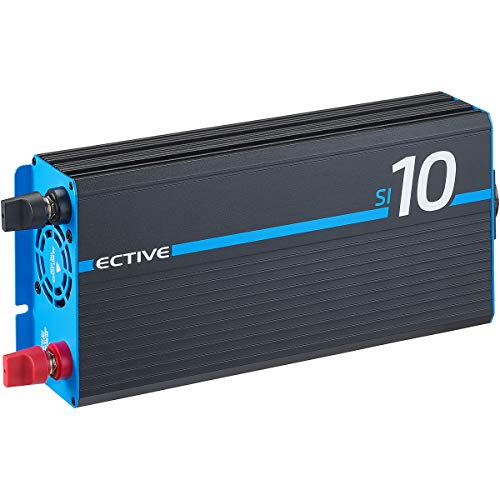 ECTIVE 1000W 12V zu 230V Sinus-Wechselrichter...