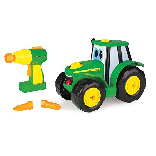 John Deere Bau-Dir-Deinen-Johnny-Traktor,...