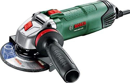 Bosch Winkelschleifer PWS 850-125 (850 Watt,...
