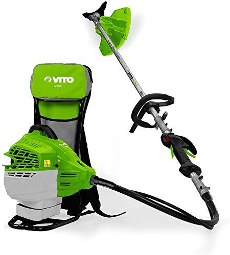 VITO PROFI Rückentragbare Benzin Motorsense...
