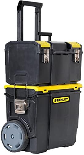 Stanley Mobile Werkzeugbox (48 x 57 x 29 cm,...