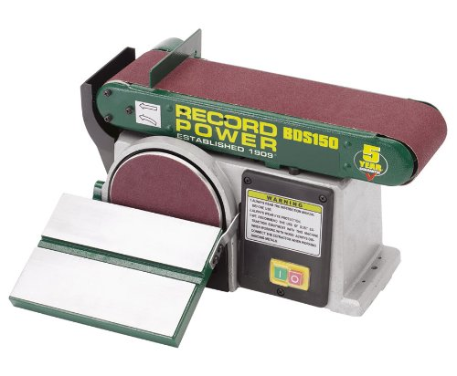 Band-Tellerschleifer BDS 150-250 Watt - 5...