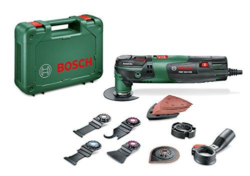 Bosch Multifunktionswerkzeug PMF 250 CES Set...