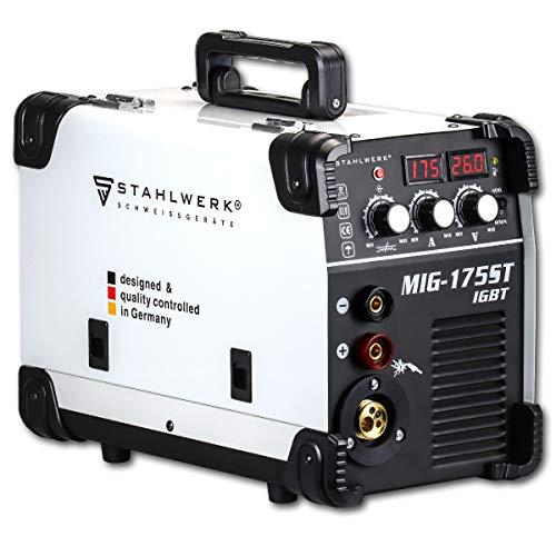 STAHLWERK MIG 175 ST IGBT - MIG MAG Schutzgas...