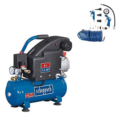 scheppach Kompressor HC08 - 230V 50Hz 1100W -...