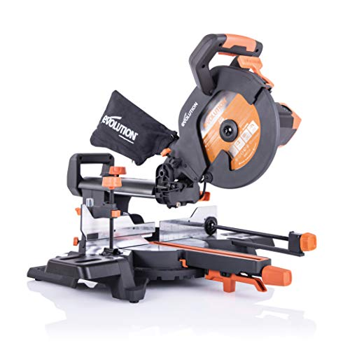 Evolution Power Tools - R255SMS+...