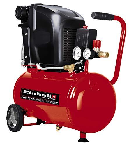 Einhell Kompressor TE-AC 230/24/8 (1500 W,...