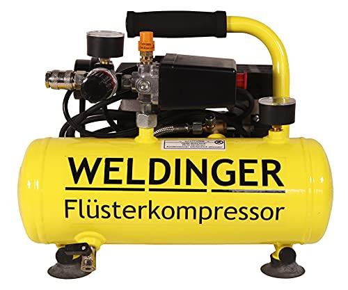 WELDINGER Flüster Kompressor FK 40 compact...