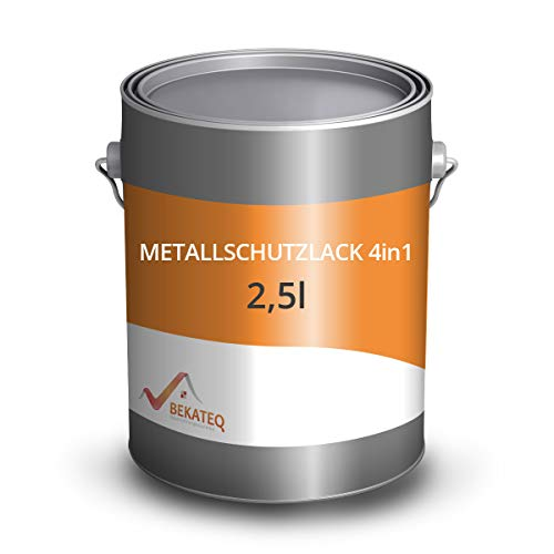 BEKATEQ LS-570 Metallschutzlack 4in1...