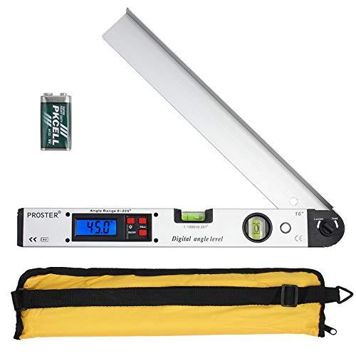 Proster Digitaler Winkelmesser 0-225 °...