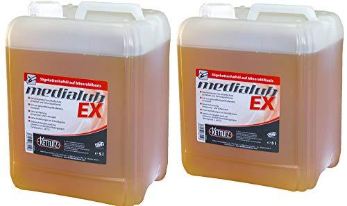 2 x 5 Liter KETTLITZ-Medialub EX...