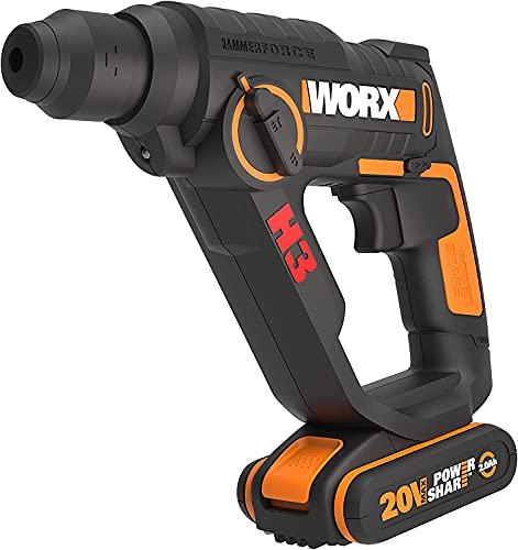 WORX WX390.1 Bohrhammer SDS-plus - 20V...