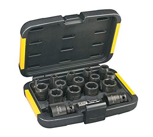 Dewalt Steckschlüssel-Set 17-tlg. (Größe...
