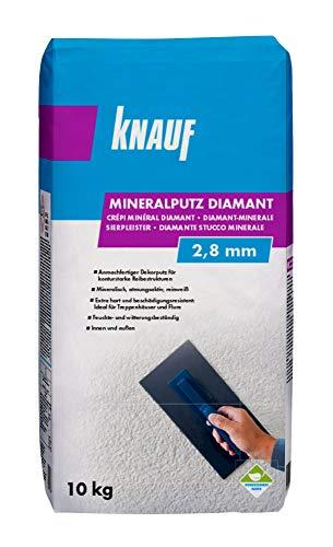 Knauf Mineralputz Diamant 2,8-mm Körnung –...