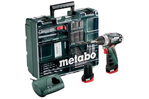 Metabo 600080880 Akku-Bohrschrauber klein...