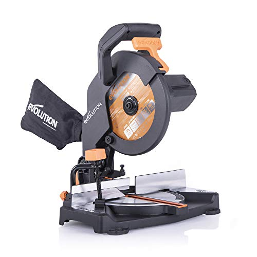 Evolution Power Tools - R210CMS...