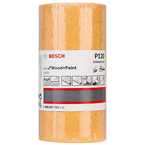 Bosch Professional Schleifrolle für Holz und...