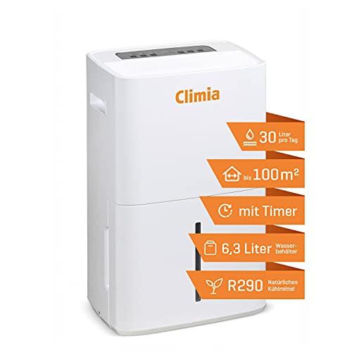 Climia CTK 240 elektrischer Bautrockner mit...