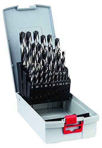 Bosch Professional 25tlg. HSS Spiralbohrer...