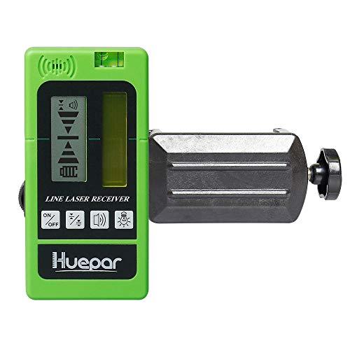 Huepar LR-5RG Laserdetektor für...