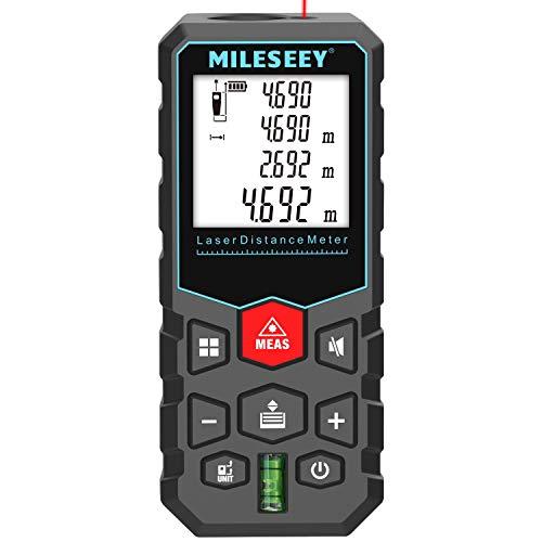 MiLESEEY Laser Entfernungsmesser mit...