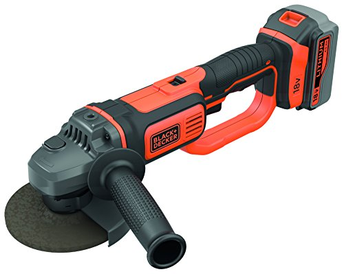 Black+Decker BCG720M1 Winkelschleifer (18V,...