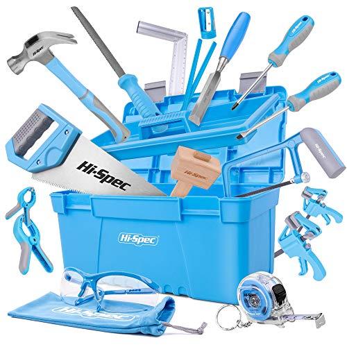 Hi-Spec 25-teiliges Werkzeugset für...