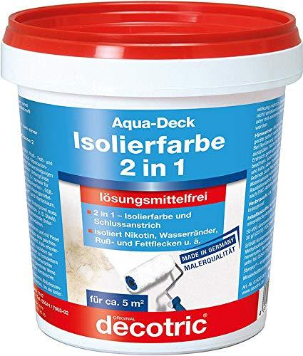 Decotric 014201001 Aqua Deck Wandfarbe...