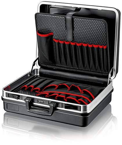 KNIPEX Werkzeugkoffer 'Basic' leer 00 21 05...