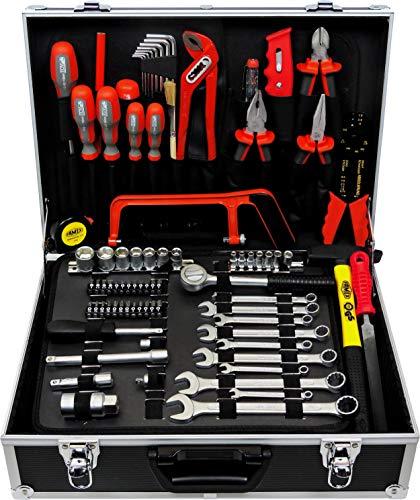 Famex Werkzeug 759-65 Werkzeugkoffer, Koffer...
