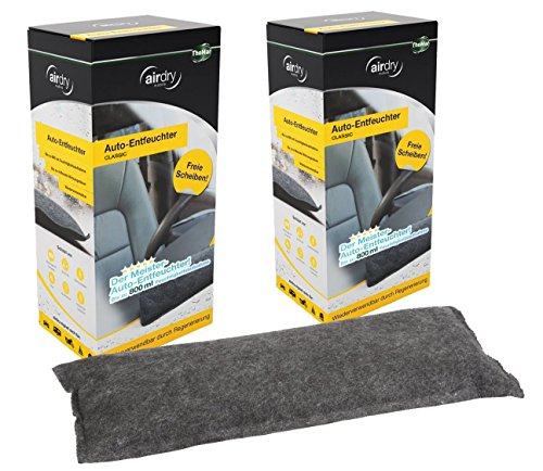 2x 1KG THOMAR Air Dry AirDry Luftentfeuchter...