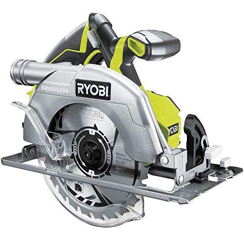 Ryobi 18 V Brushless Akku-Handkreissäge...