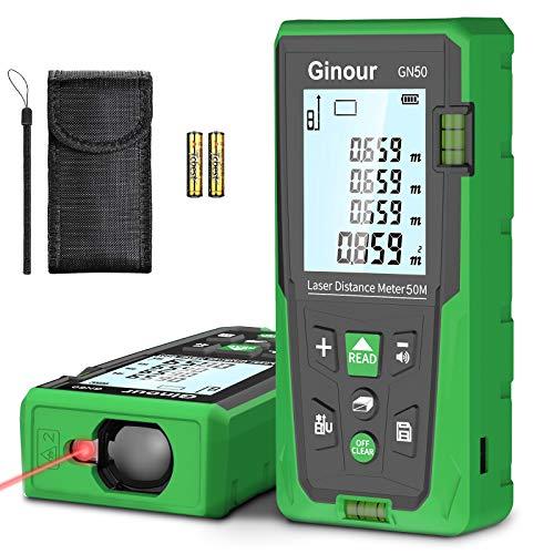 Entfernungsmesser, Ginour 99 Datensatz Laser...