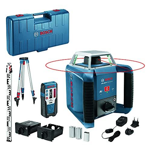 Bosch Professional 06159940JY Rotationslaser...